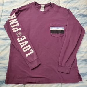 Victoria's Secret PINK Long Sleeve Shirt